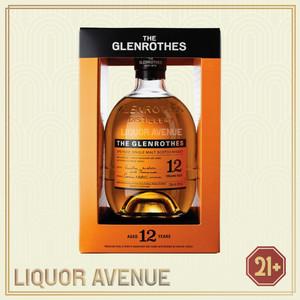 Foto Produk Glenrothes 12 Year Old Speyside Single Malt Scotch Whisky 700ml dari Liquor_Avenue