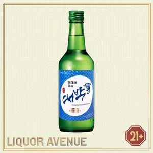 Foto Produk Daebak Soju Original Grandmaster 360ml dari Liquor_Avenue