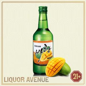 Foto Produk Baram Soju Mango / Mangga 360ml dari Liquor_Avenue