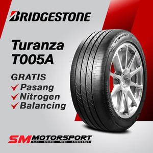 Foto Produk Ban Mobil Bridgestone Turanza T005A 215/45 R18 18 89W dari SM Motorsport
