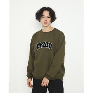 Foto Produk Erigo Sweatshirt Zuka Olive - S dari Erigo Official