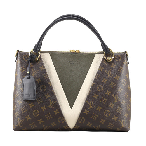 Foto Produk Louis Vuitton V MM Tote Bag in Monogram I10651C dari SECOND CHANCE