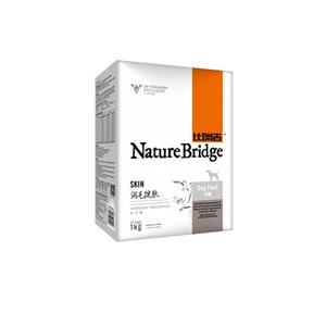 Foto Produk naturebridge 1 kg dog skin dari F.J. Pet Shop