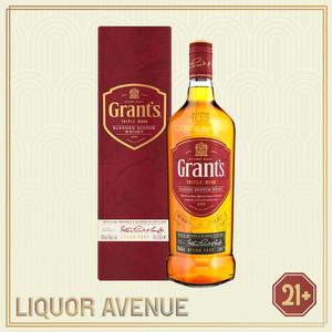 Foto Produk Grants Triple Wood Blended Scotch Whisky 700ml dari Liquor_Avenue