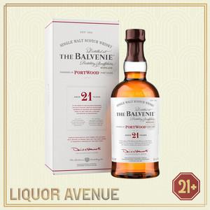 Foto Produk Balvenie PortWood 21 Year Old Single Malt Whisky 700ml dari Liquor_Avenue