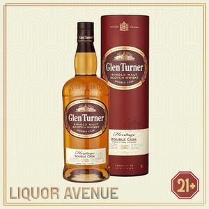 Foto Produk Glen Turner Heritage Double Cask Single Malt Whisky 700ml dari Liquor_Avenue