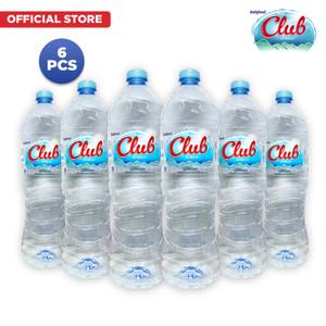 Foto Produk Club Air Mineral 1500ml x 6 Pcs dari Indofood Beverages