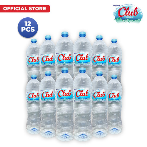 Foto Produk Club Air Mineral 1500ml x 12 Pcs dari Indofood Beverages