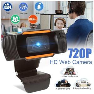 Foto Produk Webcam HD 720P 1080P Kamera Komputer Bulit In Camera For PC WEB Camera - 720P dari NightAfter Shop