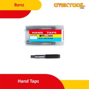 Foto Produk SKC Hand Tap M6 x 1,0 Mata Tap 6 x 1.0 dari Gtek Tool