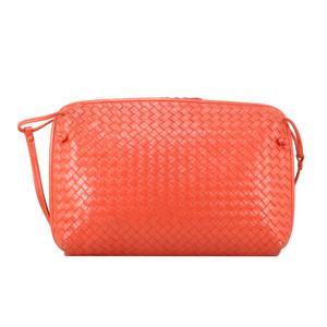 Foto Produk Bottega Veneta Nodini Sling Bag in Coral I10592C dari SECOND CHANCE