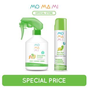 Foto Produk Momami Bye-Bye Disinfectant And Spray-Spray Go Away Bundle dari momami_id