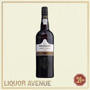 Foto Produk W & J Graham's / Grahams FINE TAWNY Port Sweet Wine 750ml dari Liquor_Avenue