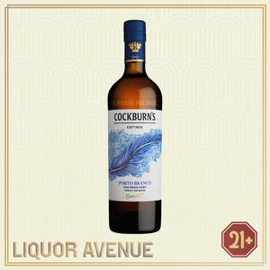 Foto Produk Cockburns Fine White Porto Branco Sweet Port Wine 750ml dari Liquor_Avenue