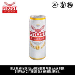 Foto Produk Prost Pilsener Can 320mL dari kawan minum