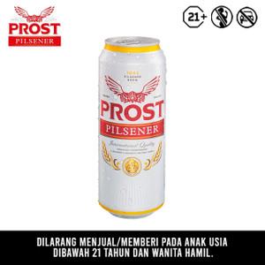 Foto Produk Prost Pilsener Can 500mL dari kawan minum