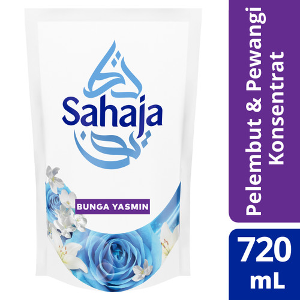 Foto Produk Sahaja Pelembut Bunga Yasmin 720Ml dari Unilever Official Store