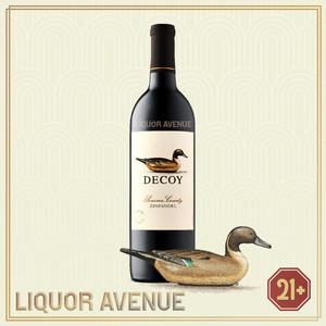 Foto Produk Decoy Zinfandel Sonoma County California Wine 750ml dari Liquor_Avenue