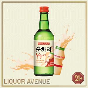 Foto Produk Lotte Chum Churum Yogurt Korea Soju Import 360ml dari Liquor_Avenue