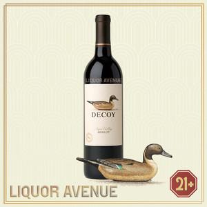 Foto Produk Decoy Merlot Sonoma County California Wine 750ml dari Liquor_Avenue