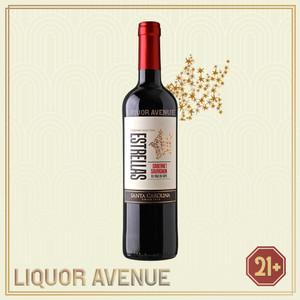 Foto Produk Santa Carolina Estrellas Cabernet Sauvignon Chile Wine 750ml dari Liquor_Avenue