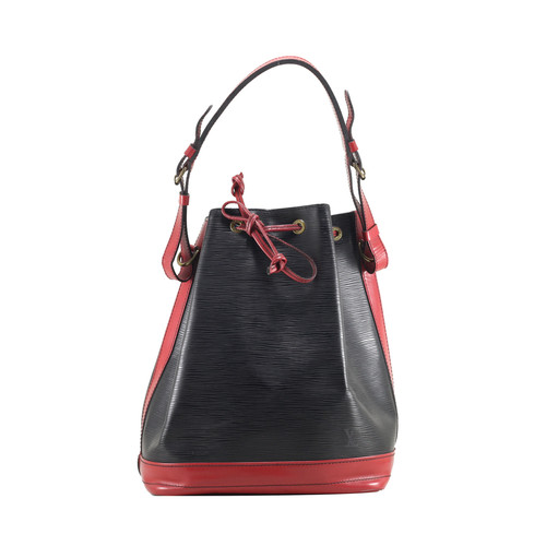 Foto Produk Louis Vuitton Noe Bi Colour in Black Red I10719C dari SECOND CHANCE
