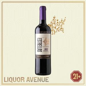 Foto Produk Santa Carolina Estrellas Merlot Chile Wine 750ml dari Liquor_Avenue