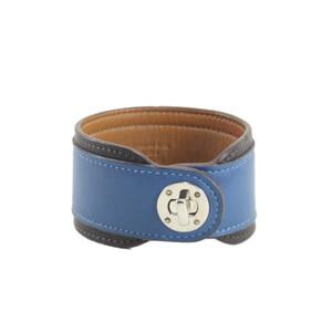 Foto Produk Hermes Bracelet Blue/Black S2 L I10700C dari SECOND CHANCE