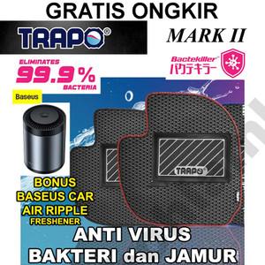 Foto Produk Karpet Mobil TRAPO BMW 5 Series 520i F10 2010-2016 2brs Premium Carpet dari Bohlam HID