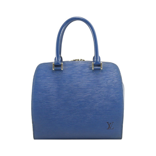 Foto Produk Louis Vuitton Pont Neuf in Blue Epi Leather I10725C dari SECOND CHANCE