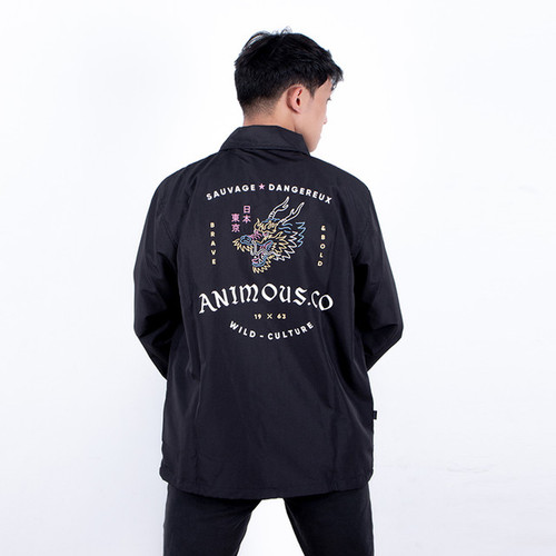 Foto Produk Animous Coach Jacket Culture - S dari Animous Official