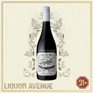 Foto Produk Santa Julia Tintillo Malbec Bonarda Mendoza Argentina Wine 750ml dari Liquor_Avenue