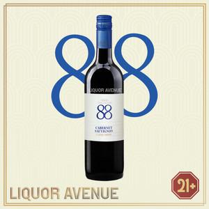 Foto Produk Two Eights 88 Cabernet Sauvignon Classic Series Australian Wine 750ml dari Liquor_Avenue