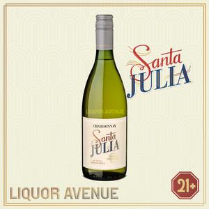 Foto Produk Santa Julia Chardonnay Mendoza Argentina Wine 750ml dari Liquor_Avenue