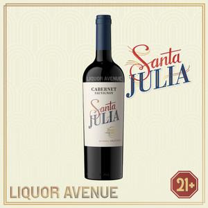 Foto Produk Santa Julia Cabernet Sauvignon Mendoza Argentina Wine 750ml dari Liquor_Avenue