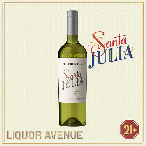 Foto Produk Santa Julia Torrontes Mendoza Argentina Wine 750ml dari Liquor_Avenue