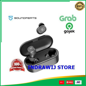 Foto Produk SoundPeats TrueFree Plus Bluetooth 5.0 True Wireless Earbuds - Black dari MAYORA_MART