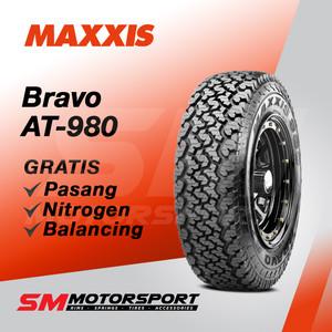 Foto Produk Ban Mobil Maxxis Bravo AT980 285 60 R18 18 dari SM Motorsport