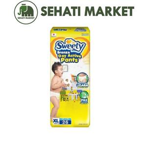 Foto Produk SWEETY BRONZE PANTS XL 26 dari SEHATI MARKET