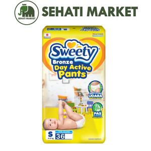 Foto Produk SWEETY BRONZE PANTS S 36 dari SEHATI MARKET