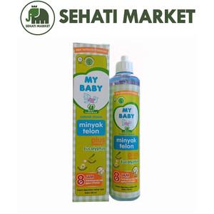 Foto Produk Minyak Telon My baby 150 150ml dari SEHATI MARKET