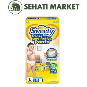 Foto Produk SWEETY BRONZE PANTS L 30 dari SEHATI MARKET