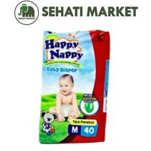 Foto Produk HAPPY NAPPY PEREKAT M40 dari SEHATI MARKET