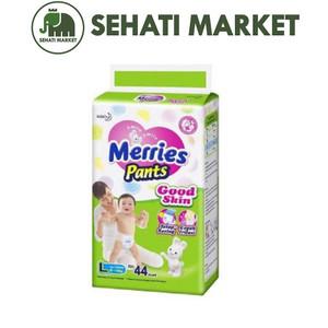Foto Produk Merries Pants Good Skin L 44 L44 | Tokopopoksehati dari SEHATI MARKET