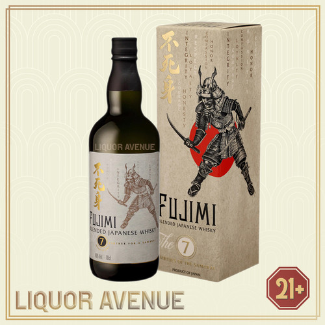Foto Produk FUJIMI The 7 Virtues of the Samurai Blended Japanese Whisky 700ml dari Liquor_Avenue