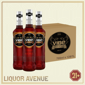 Foto Produk Vibe Creme de Cacao 700ml - 1 karton isi 12 botol dari Liquor_Avenue