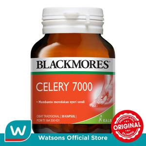Foto Produk Blackmores Celery 7000 30's dari Watsons Indonesia