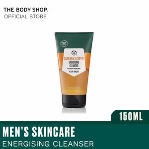 Foto Produk The Body Shop Guarana and Coffee Energising Deep Cleanser 150ml dari The Body Shop Indonesia