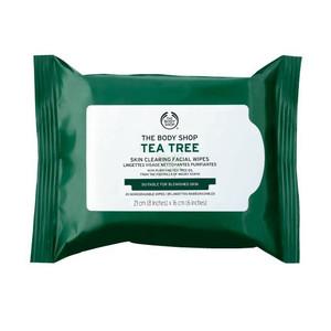 Foto Produk The Body Shop Tea Tree Cleansing Wipes 25w dari The Body Shop Indonesia