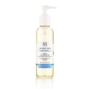 Foto Produk The Body Shop Camomile Cleanser Oil 250ml dari The Body Shop Indonesia